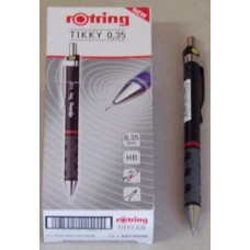 Ceruza (0,35 Rotring) Fekete