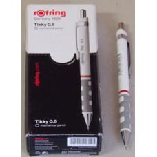 Ceruza (0,5 Rotring Tikky III Fehér) 12db/doboz