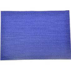 Dekorgumi A/4 Frottír Sötét Kék 2mm 10db/csomag