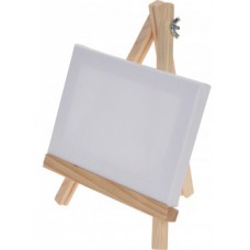 Festővászon Feszített 23*30cm Álvánnyal Fakeretes