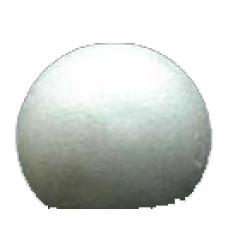 Ü.Polisztirol Gömb  8cm 10db/Csom.