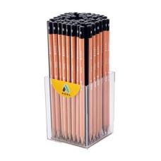Ceruza (Grafit, Adél Mintás Fekete-Natúr Fa Karma) 72db/doboz