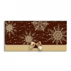 Boríték (La/4 Argus Karácsonyi Masnival) Arany-Bordó 6002 6db/csomag