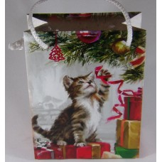 Dísztasak BU Karácsonyi 16*12cm 20-03 T2 5db/csomag