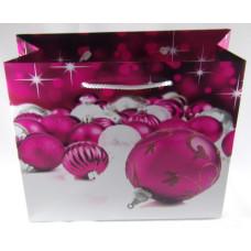 Dísztasak BU Karácsonyi 22*20cm 20-05 T3 5db/csomag