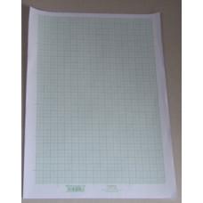 Miliméter Papír (A/2) 5db/csomag