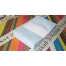 Boríték (Lc/6 Színes Azúr Kék 72) 50db/csomag
