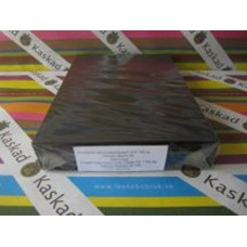 Névjegykarton (A/4 Kaskad 160g 099 Fekete) 50 ív/csomag