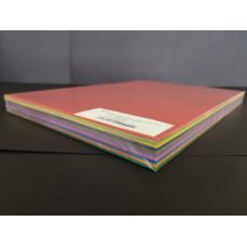 Dekorációs Karton Kaskad A/3 225gr Élénk Mix 10*10 ív/csomag