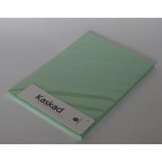 Névjegykarton (A/4 Kaskad 160g 065 Zöld) 50 ív/csomag