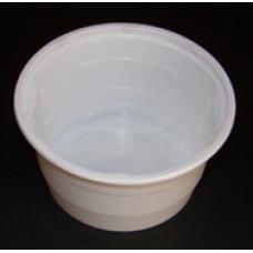 Műanyag Tányér 500 Ml Mikrózható 50db/csomag