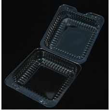 Műanyag Sütis Doboz K-18/F 19,5*8,5cm 25db/csomag