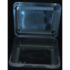 Műanyag Sütis Doboz K-80/81 25,5*16cm 25db/csomag