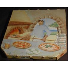 Műa Pizzadoboz 30-As