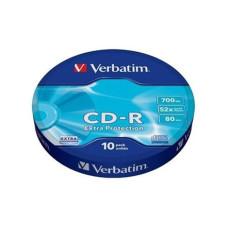 Cd-R Verbatim/10 700 Mb 52* 10db/csomag