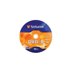 Dvd-R Verbatim/ 10db-Os 4,7gb 16*