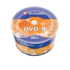 Dvd-R Verbatim/ 50db-Os Henger 4,7gb 16*