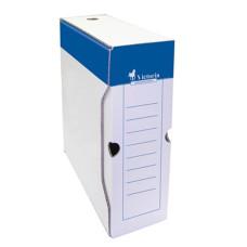 Archiváló Doboz Victoria 10 Cm A/4 Kék-Fehér