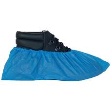 Cipővédő Nylon Lábzsák Kék 100 db/csomag