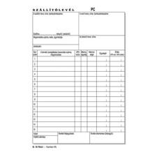 B.10-70/V Szállítólevél 25*4 Victoria 10db/csomag