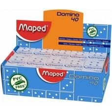 Radír (Maped 511240 Domino 40) 40db/doboz