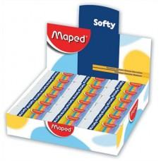 Radír (Maped 511780 Mini Softy) 36db/doboz