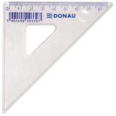 Vonalzó (Donau 45/8,5cm) 10db/csomag