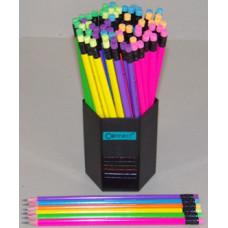 Ceruza (Grafit, Connect Pitagora Radíros Fluor Testű) 72db/csoma