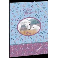 Füzetborító A/5 Ars-Una 18 8519 Fairy Manor 25db/Csomag