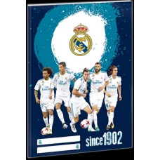 Füzetborító A/5 Ars-Una 18 8540 Real Madrid 25db/Csomag