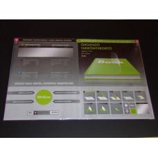 Tankönyvborító Öntap.10db/Csomag 453 Zöld