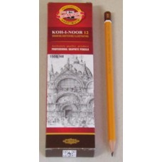 Ceruza (Grafit, Cseh 1500/  HB) 12db/csomag