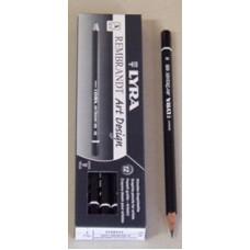 Ceruza (Grafit, Lyra Art Desing H) 12db/csomag