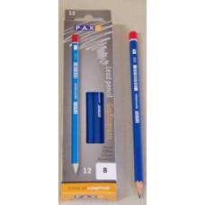 Ceruza (Grafit, Pax  B Hatszög) 12db/csomag