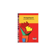 Kivágóminta (A/4 Herlitz/10 ) 25cs/gyűjtő