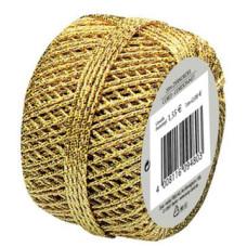 Díszkötöző Zsinór Herlitz 20 M Arany 10db/csomag