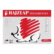 Rajzlap (A/3 Süni Félfamentes 20lap/Csomag)