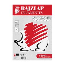 Rajzlap (A/4 Süni Félfamentes 20lap/Csomag)