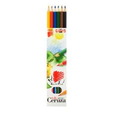 Ceruza (Színes Ico Süni/ 6 Hatszögletű) 24klt/doboz