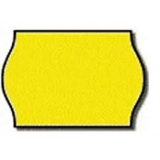 Árazószalag (22*16, Citrom) 10db/csomag