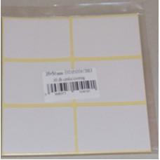 Etikett Cimke Öntapadós, 35*50 60db/csomag