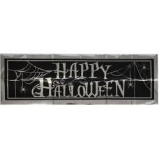 Dekoráció Halloween Felírat Fólia 91*30cm
