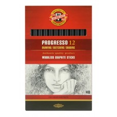 Ceruza (Grafit, Progresso) HB 12db/doboz