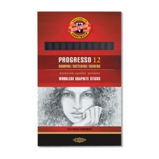 Ceruza (Grafit, Progresso) 6B 12db/doboz