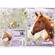 Füzetborító A/5 L-C 19 Wild Beauty Brown 10db/csomag