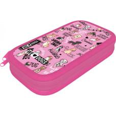 Tolltartó L-C 21 2 Em. We Love Dogs Pink