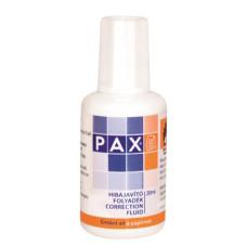 Hibajavító (Pax Oldószeres Ecsetes 20ml) 12db/doboz