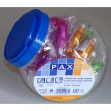 Hibajavító (Roller Pax R101 Color)5mm*5m 24db/kínáló