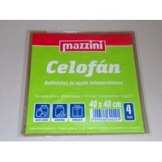 Celofán (Befőzőfólia 4 Íves)