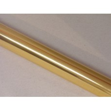 Díszcsomagoló Tekercses Metál/Arany 70*100/10 Db